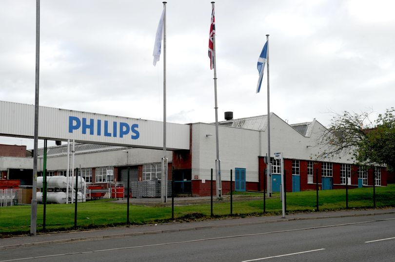 Councillor Mark McGeever says  local needs should be carefully considered before decisions are made on proposals for the Philips factory.
